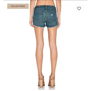 Rag & Bone Distressed Cut Off Shorts